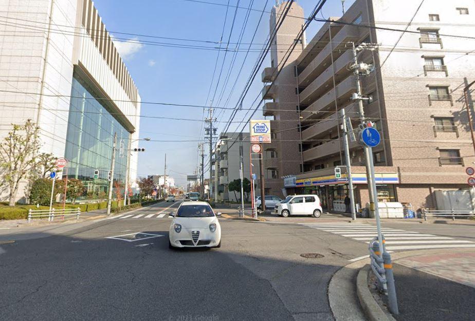 チキンゴルフ刈谷駅アクセス方法2