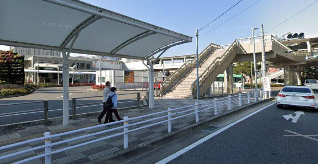 チキンゴルフ刈谷駅アクセス方法1