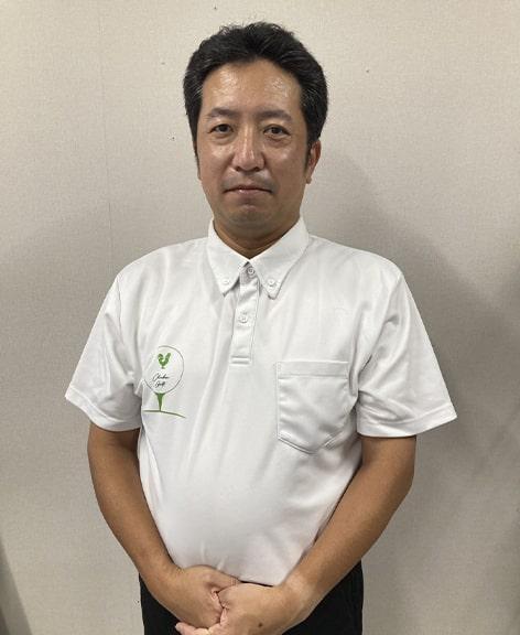 チキンゴルフ福岡天神店の服部雅樹インストラクター