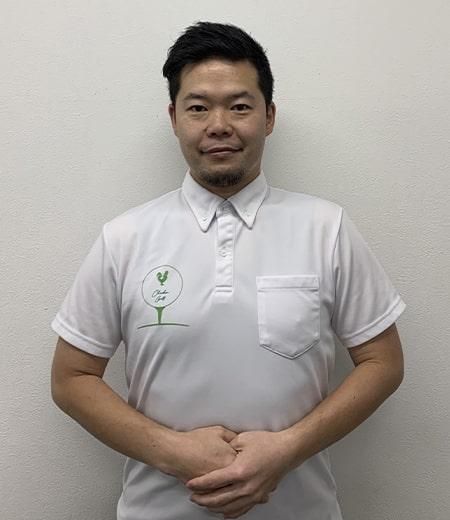チキンゴルフ梅田店の永田インストラクター