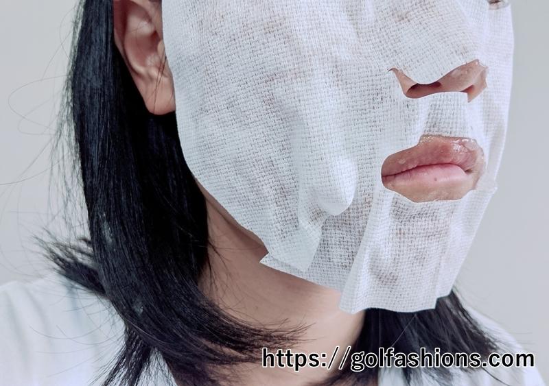 ユレイルスパークリングパックの効果と口コミ【パックの写真】