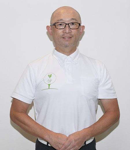チキンゴルフ西麻布店の丹野 毅インストラクター