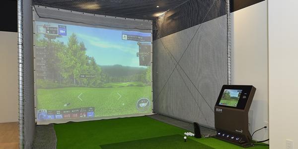 チキンゴルフ西麻布店の室内の様子